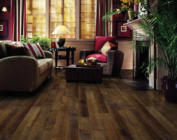 Luxury Vinyl Planks in Greenville, SC